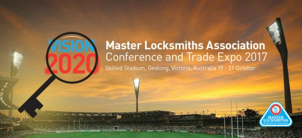 2017 Geelong Locksmiths Conference & Trade Expo