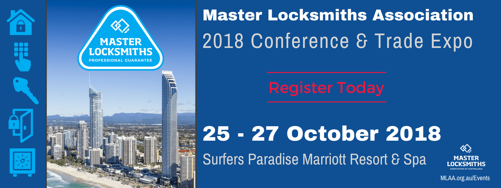 MLAA National Conference & Trade Expo 2018 Gold Coast